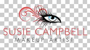 Eyelash Logo Cosmetics PNG