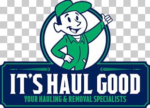 It's Haul Good Logo Brand Service Northern Virginia PNG