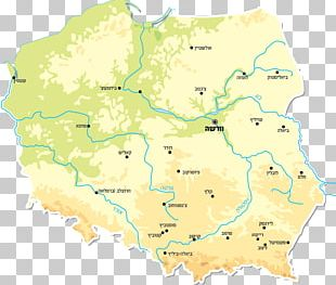 Map Ecoregion Poland Water Resources Land Lot PNG
