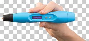 3Doodler 3D Printing Pen Printer Polylactic Acid PNG