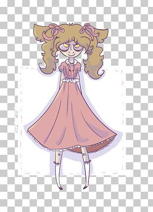 Costume Design Legendary Creature Dress Cartoon PNG