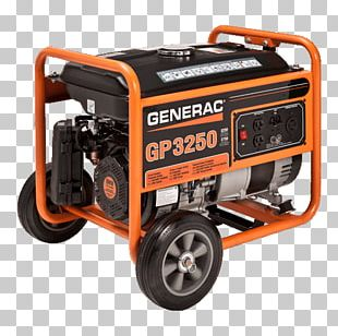 Electric Generator Generac GP Series 3250 Generac Power Systems Engine-generator Generac LP3250 PNG