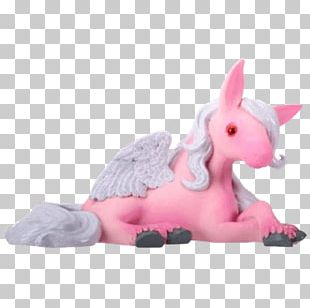 Pegasus Figurine Collectable Industry Ceramic PNG