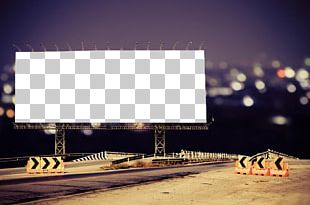 Out-of-home Advertising Billboard Poster PNG