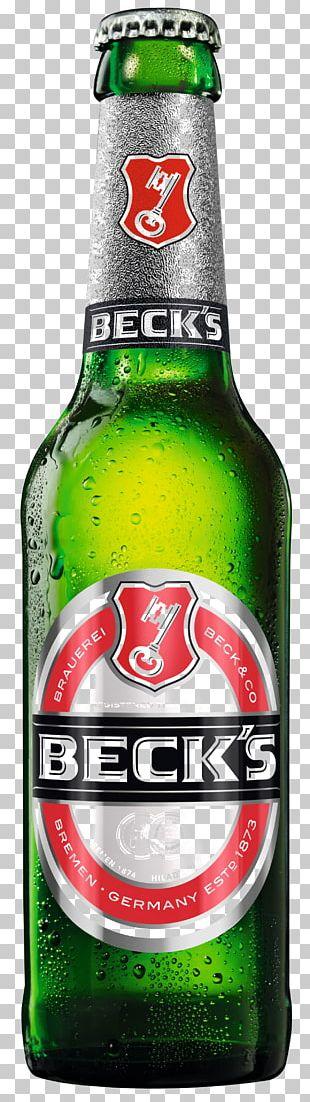 Beck's Brewery Beer Pilsner Anheuser-Busch InBev Bottle PNG