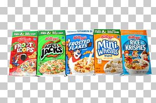 Breakfast Cereal Junk Food Frosted Flakes Vegetarian Cuisine PNG