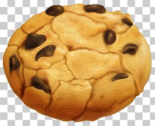 Fortune Cookie Tagalongs Chocolate Chip Cookie PNG