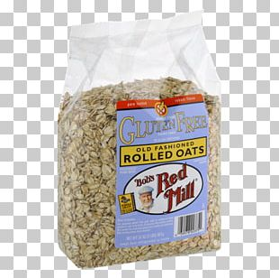 Muesli Breakfast Cereal Whole Grain Rolled Oats Bob's Red Mill PNG