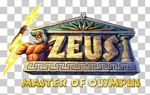Zeus: Master Of Olympus Windows 98 Brand Logo Recreation PNG