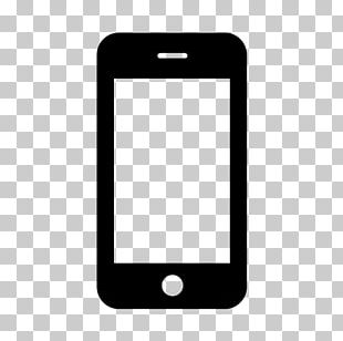 IPhone Computer Icons Font Awesome Prepay Mobile Phone PNG