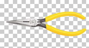 Needle Nose Pliers PNG
