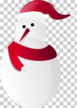 Santa Claus Christmas Decoration Christmas Ornament Snowman PNG