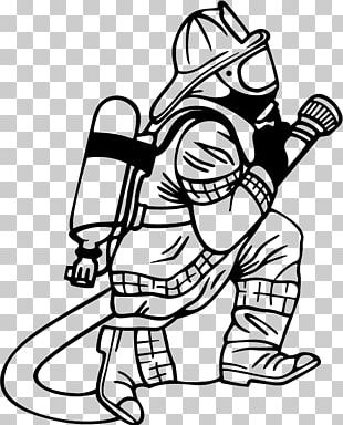 Firefighter's Helmet Fireman PNG