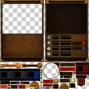 Game User Interface PNG