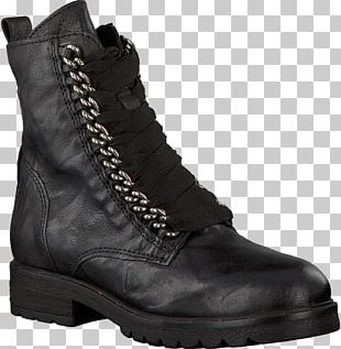 Motorcycle Boot Leather Shoe C. & J. Clark PNG