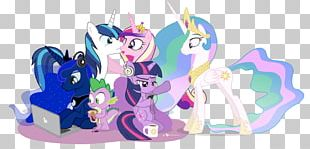 Twilight Sparkle Princess Celestia Pony Princess Cadance Princess Luna PNG