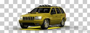 Bumper Compact Sport Utility Vehicle Car Jeep Motor Vehicle PNG