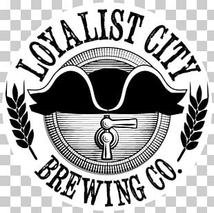 Loyalist City Brewing Co. India Pale Ale Beer PNG