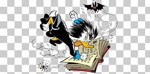Magica De Spell Beagle Boys Donald Duck Pocket Books Comics PNG