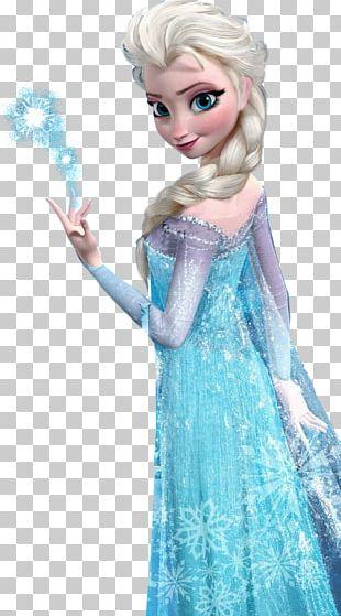 Elsa Frozen Anna Children's Clothing PNG