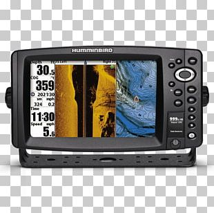 Fish Finders GPS Navigation Systems High-definition Television Chartplotter Fishing PNG