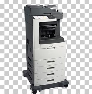 Lexmark Multi-function Printer Hewlett-Packard Laser Printing PNG