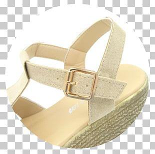 Product Design Sandal Shoe Beige PNG