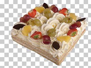 Cream Pie Fruitcake Torte Petit Four Pound Cake PNG