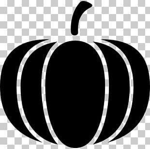 Pumpkin Pie Silhouette PNG