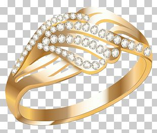 Earring Jewellery Wedding Ring PNG