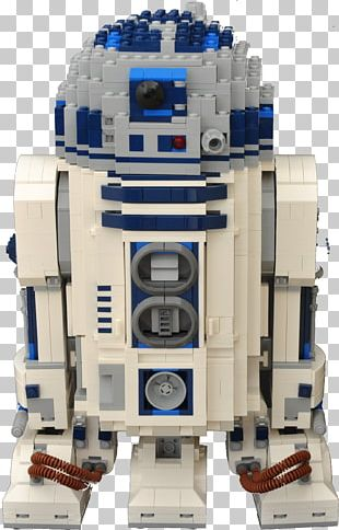 R2-D2 Kenner Star Wars Action Figures Toy Block LEGO PNG