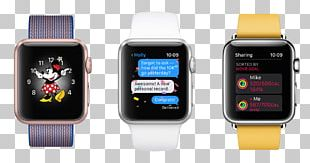 Apple Worldwide Developers Conference Apple Watch Series 2 Apple Watch Series 3 Watch OS WatchOS 3 PNG