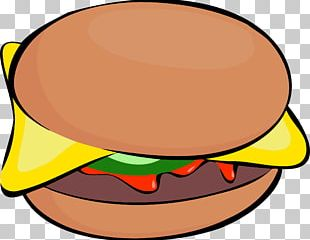 Cheeseburger Hamburger Veggie Burger McDonald's Big Mac Fast Food PNG