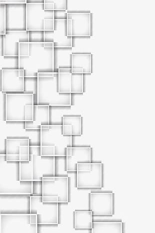 Geometric Gray Transparent PNG