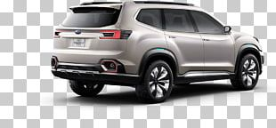 Sport Utility Vehicle Subaru Tribeca Subaru VIZIV Car PNG