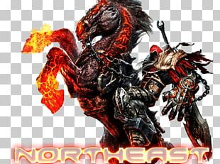 Darksiders III Horse Video Game PNG