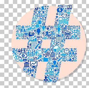 Hashtag Social Media Social Network Blog Facebook PNG