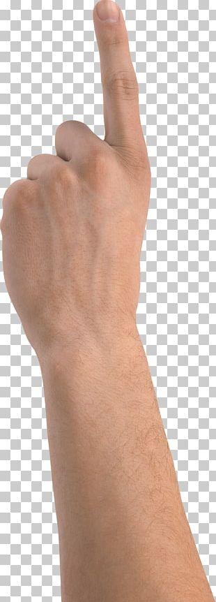Man's Hand Thumb PNG