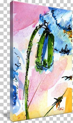 Watercolor Painting Acrylic Paint Art PNG