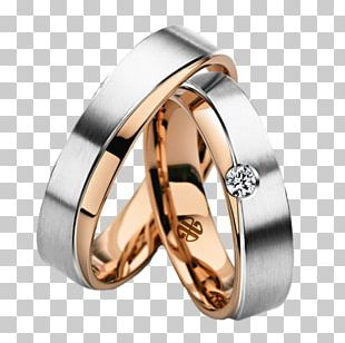 Wedding Ring Diamond PNG