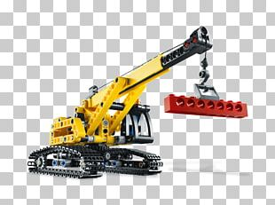 Amazon.com Lego Technic Toy Crane PNG