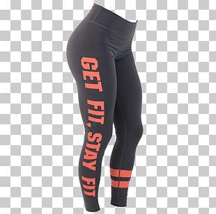Leggings T-shirt Fitnesstukku Store Tights Waist PNG