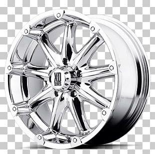 Asanti Black Wheels Car Rim Tire PNG
