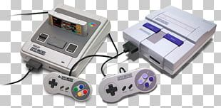 Super Nintendo Entertainment System Video Game Consoles Video Games PNG