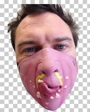 Latex Mask Halloween Costume Face PNG