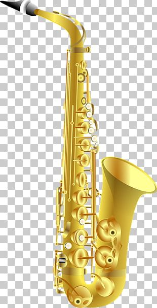 Saxophone Musical Instruments Jazz Band Wind Instrument PNG