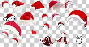 Santa Claus Christmas Ornament Character Headgear PNG