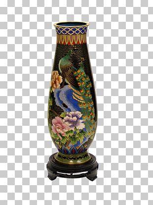 Vase Ceramic Graphic Design PNG