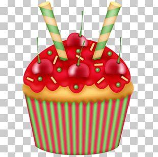 Cupcake Muffin Molten Chocolate Cake Bakery PNG