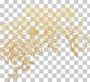 Euclidean Flower PNG